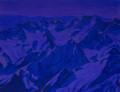 Montagnes °59 - 115x150cm - 2011 thumbnail
