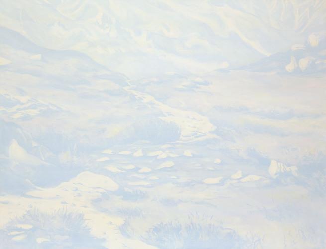 Montagnes °61 - 115x150cm - 2012