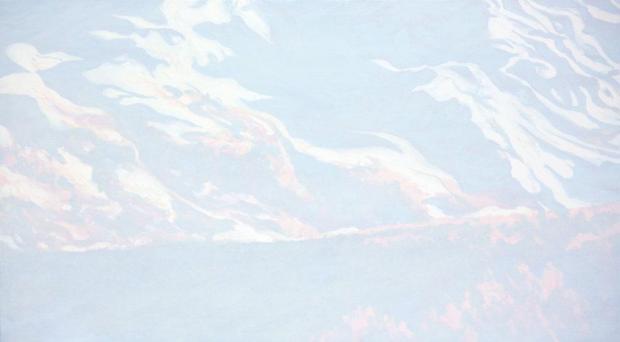 Montagnes °63 - 100x180cm - 2012