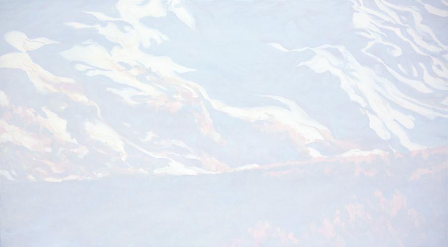 Montagnes °63 - 100x180cm -2012