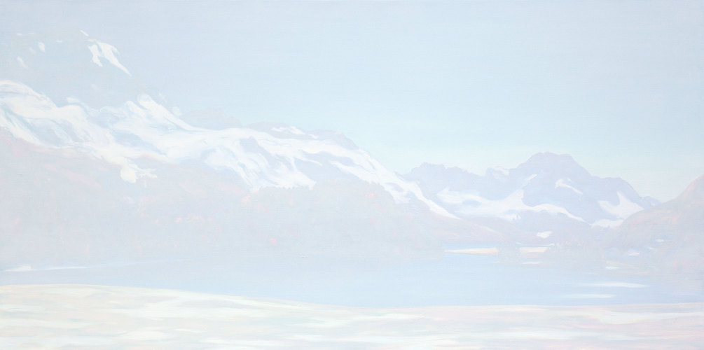 Montagnes °64 - 90x180cm - 2012