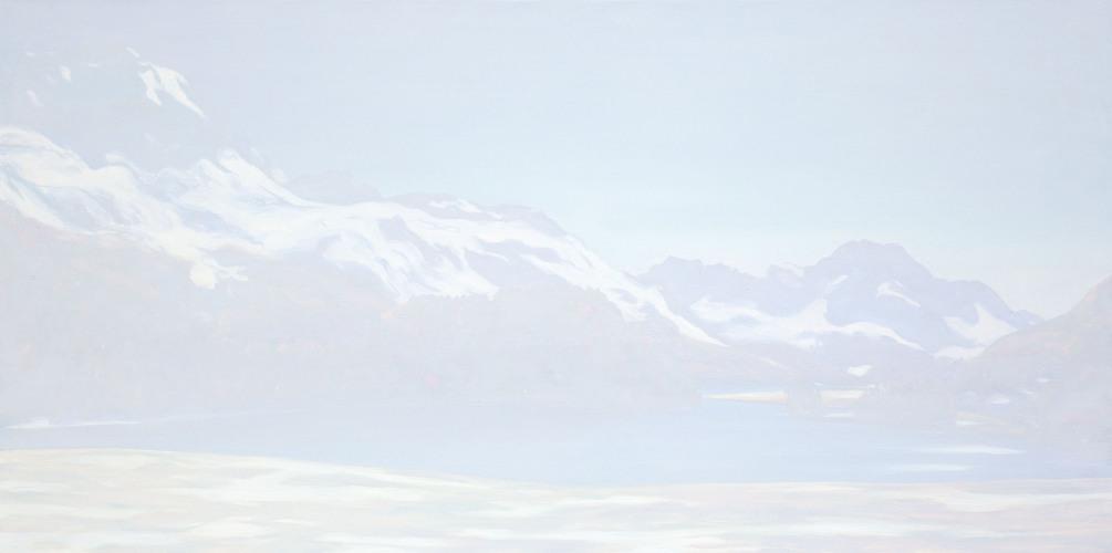 Montagnes °64 - 90x180cm -2012