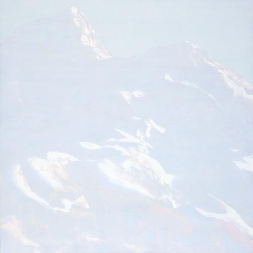 Montagnes °65 - 125x125cm -2012