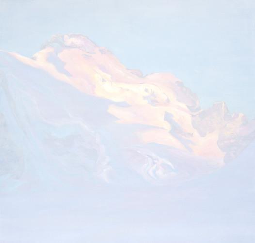 Montagnes °66 - 100x105cm -2012