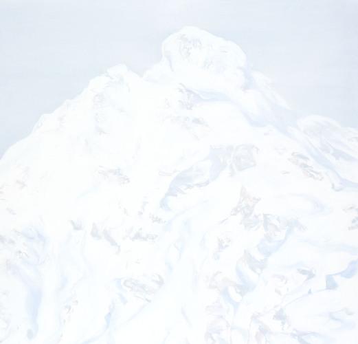 Montagnes °68 - 100x105cm -2012