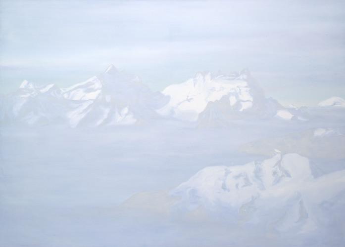 Montagnes °70 - 115x160cm -2013