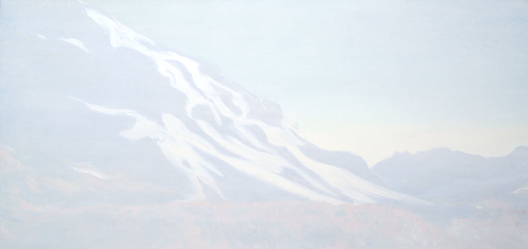 Montagnes °71 - 85x170cm -2013