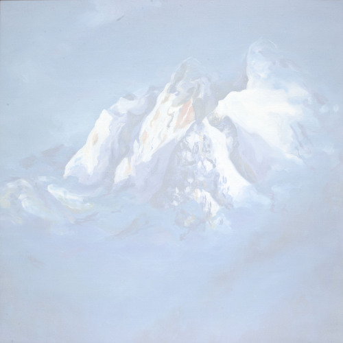 Montagnes °73 - 100x100cm -2013
