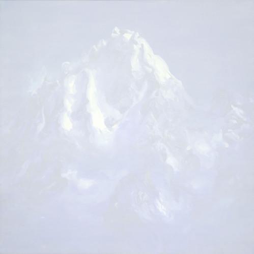 Montagnes °74 - 100x100cm -2013