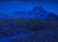 Montagnes °78 - 110x160cm -2013 thumbnail