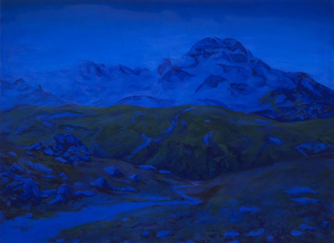 Montagnes °78 - 110x160cm -2013