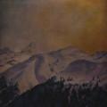 Montagnes °82 - 100x100cm -2014 thumbnail